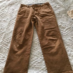 Brooks Brothers Brown Clark Cords